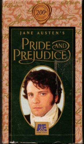 Jane Austen's Pride and Prejudice [VHS]