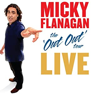 Micky Flanagan - The Out Out Tour Performance