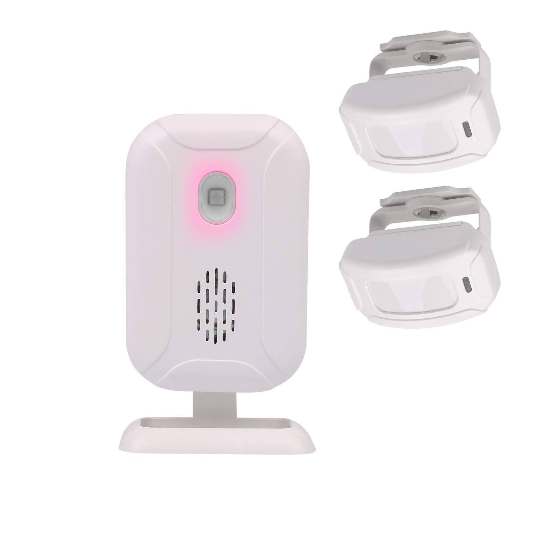 Mengshen Motion Sensor Alarm Wireless Doorbell Alert For