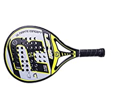 Royal Padel 775 Supercross 2018 Palas, Unisex Adulto, Negro/Verde ...