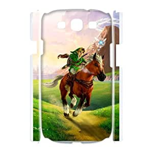 Samsung Galaxy S3 I9300 Phone Case The Legend of Zelda F6T6658495
