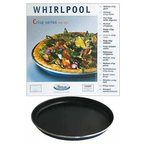 Whirlpool - Plato para función Crisp diámetro 31 cm para ...