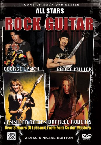 All Star Guitar (Guitar Lessons: All Stars of Rock Guitar Volume 2)