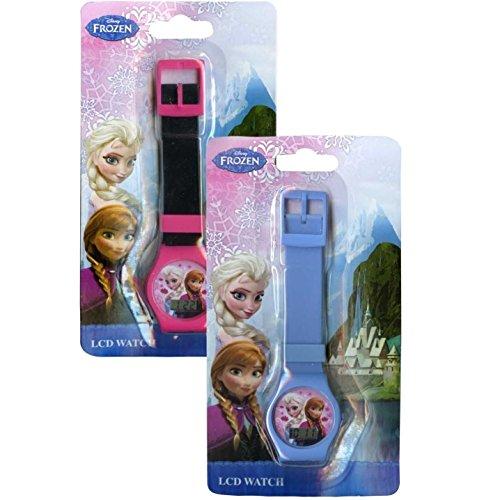 Disney Frozen Girls Digital Watch