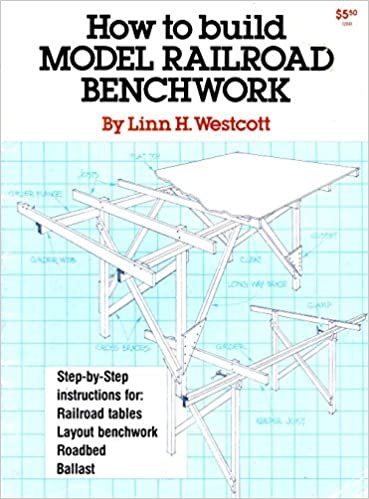 Fine How To Build Model Railroad Benchwork Linn Hanson Westcott Home Remodeling Inspirations Basidirectenergyitoicom
