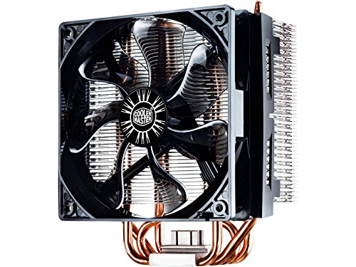 Cooler Master Hyper T4 CPU Cooler with 4 Direct Contact Heatpipes RR-T4-18PK-R1 (I5 Processor Cooler compare prices)