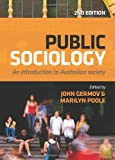 img - for Public Sociology: An Introduction to Australian Society book / textbook / text book