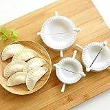 3 Pcs Dumpling Mold Pierogi Ravioli Gyoza Empanada Dough Press Mould Maker