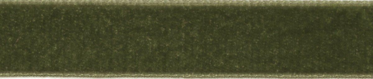 Gris 102/x 15/x 102/cm Berisfords Cinta de Terciopelo Cinta