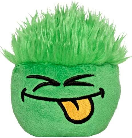 (Disney Club Penguin 4 Green Pet Puffle by Club Penguin )