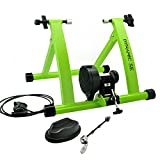 Cheap DYNAMIC SE Indoor Bike Trainer Indoor Eexercise Bicycle Magnetic Trainer Stand 6 Levels Magnetic Resistances with Quick Release Skewer