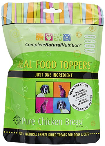 Pure Chicken Real Food Toppers (Low Cal Dog Food)