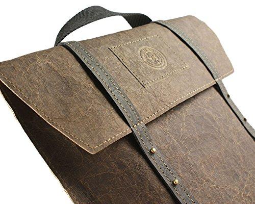 bun-di Swiss - Bolso mochila  para mujer marrón marrón marrón