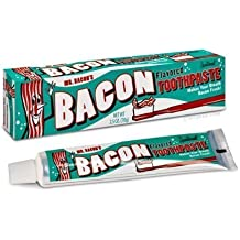 Accoutrements Mr. Bacon's 2.5 Oz Bacon Flavored Toothpaste (Pack of 3)