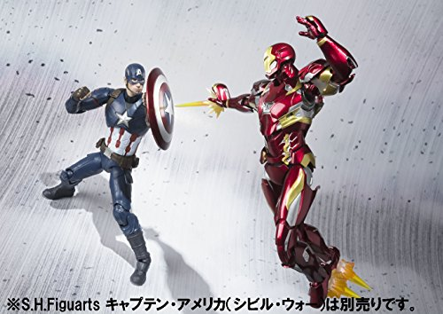 51LVj3WKXzL - S.H. Figuarts - Civil War - Iron Man Mark 46