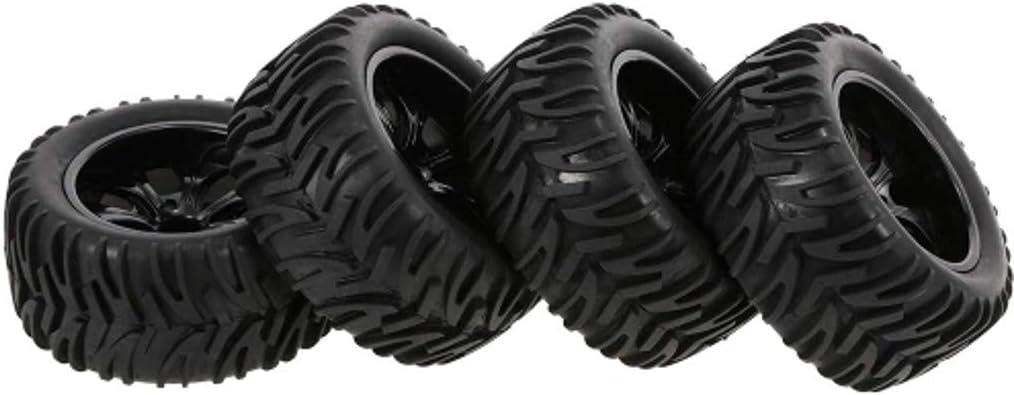 Best Off Road Tires >> 4pcs Universal Off Road Tires For 1 10 Rc Off Road Mamum