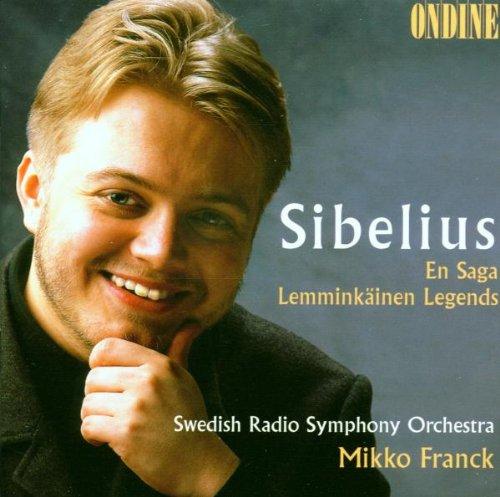 UPC 761195095324, Sibelius: En Saga / Lemminkäinen Legends - Swedish Radio Symphony Orchestra / Mikko Franck