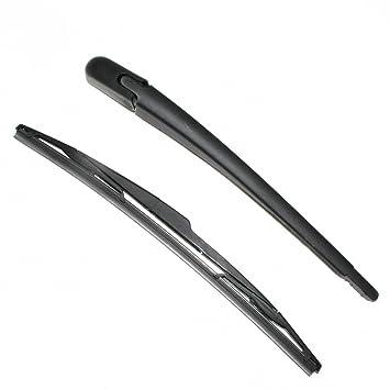 Bolo romo 4555 – Limpiaparabrisas Trasero Limpiaparabrisas Trasero Limpiaparabrisas Original Diseño Negro