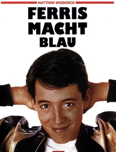 Filmcover Ferris Macht Blau