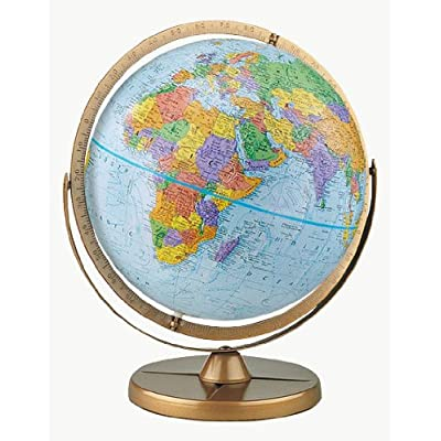 Pioneer Globe: Replogle Globes: Office Products