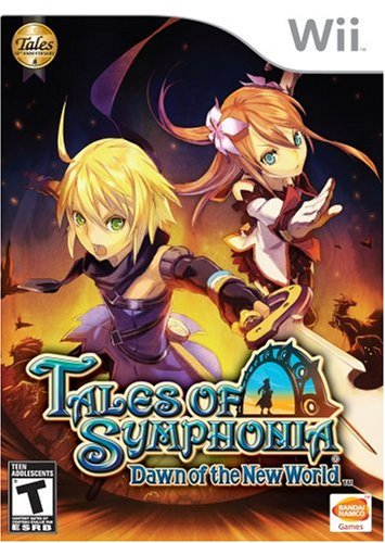 Tales Of Symphonia: Dawn of the New