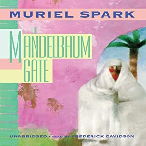 The Mandelbaum Gate Audiobook