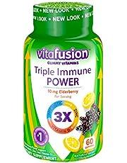 Triple Immune Power Gummy Vitamins, 60ct