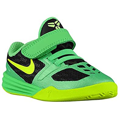 Amazon.com   Nike Kobe Mentality Toddler Boys Shoe Black