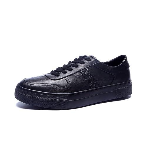 zapatos de moda casual de los hombres/Caída hombre suela gruesa mocasines: Amazon.es: Zapatos y complementos