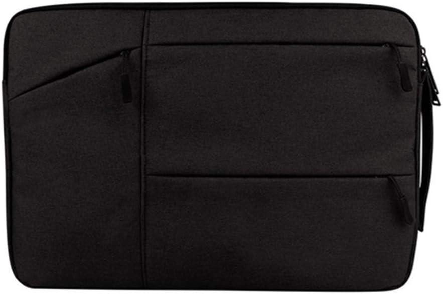 Xiaomi Air HP Dell Laptop Bag Laptop Case PC Tablet Case Cover Color : Black, Size : 12 inch Hemengjuan Laptop Sleeve Bag for MacBook Air Pro Retina 11 12 13 14 15 15.6 Inch