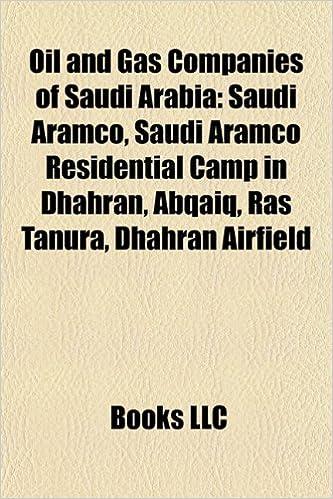 Amazon in: Buy Oil and Gas Companies of Saudi Arabia: Saudi Aramco