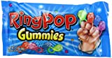 Bazooka Ring Pop Gummies Pouch, 1.70 Ounce (Pack of 16)