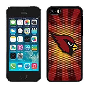 Custom Iphone 4 4s Case NFL Arizona Cardinals 25 Sports New Style