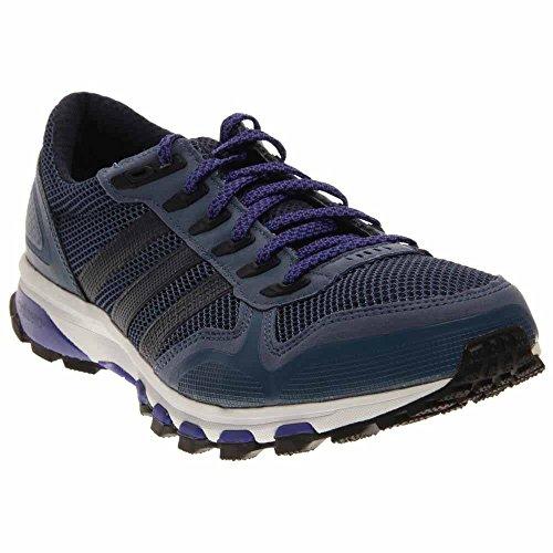 adidas Outdoor Adizero XT 5 Trail Running Shoe - Men's Vista Blue/Collegiate Navy/White 8 Adidas Adizero Xt Trail Shoe