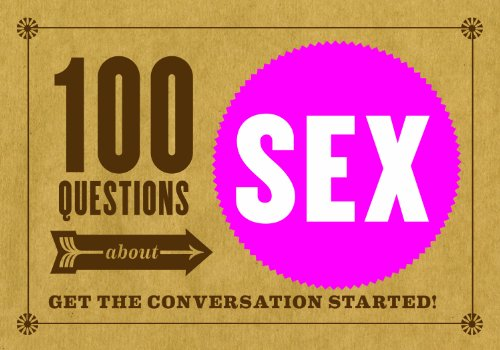Thought provoking sex questions