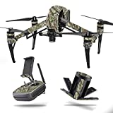 MightySkins Skin for DJI Inspire 2 - HTC Fall | Protective, Durable, and Unique Vinyl Decal wrap Cover | Easy to Apply, Remove, and Change Styles | Made in The USA