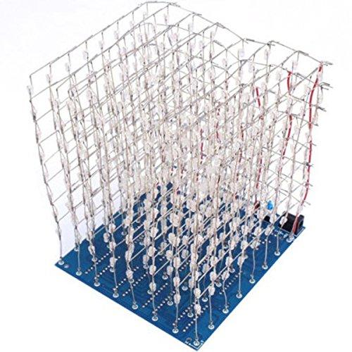 Led Light Cube 8X8X8 in US - 2