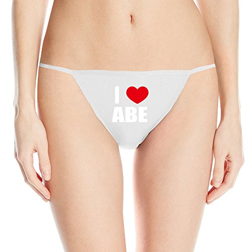 sexy-woman-i-love-abe-i-love-abraham-heart-thongs-panty-m-white