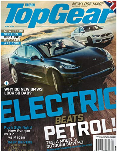 BBC Top Gear Magazine May ()