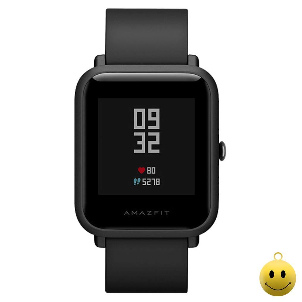Original Xiaomi Amazfit Bip Huami Mi Smartwatch Monitor de ritmo cardíaco en tiempo real Resistente al agua Sports FitnesTrackers Youth Edition ...