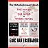The Nicholas Linnear Novels: The Ninja, The Miko, and White Ninja (The Nicholas Linnear Series)