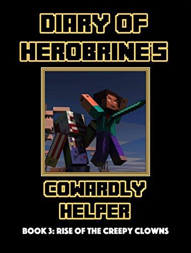 Creepy Clowns Herobrines Cowardly Helper ebook product image