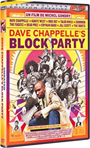 "Afficher ""Dave Chappelle's Block party"""