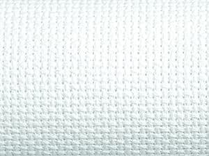 per Pack Charlescraft 11 HPI Gold Standard Aida Cross Stitch Fabric Antique White