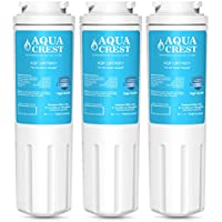 AquaCrest UKF8001 Refrigerator Water Filter Replacement...