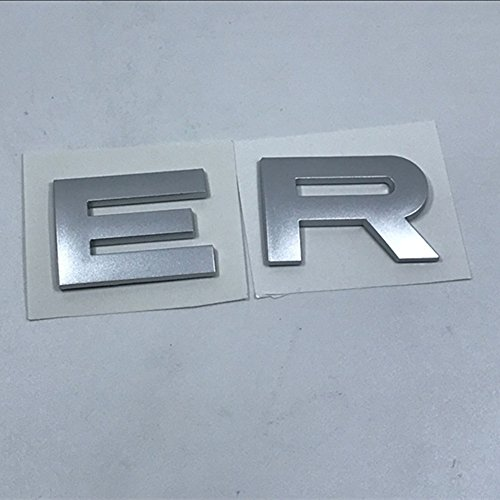 range rover evoque letters - 8