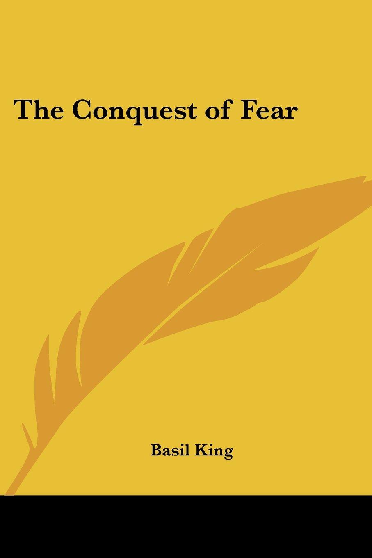 The Conquest of Fear pdf epub