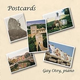 Amazon.com: Tarjetas postales: II. Ramblas de Barcelona: Gay Otey: MP3