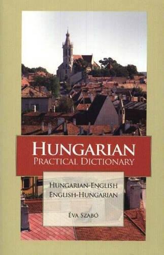 Buy now Hungarian-English/English-Hungarian Practical Dictionary (Hippocrene Practical Dictionaries)