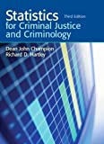 Statistics for Criminal Justice and Criminology 3rd Edition